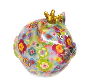 "Pomme-pidou Spardose ""Frieda"" in tollen Farben – Bild 5"