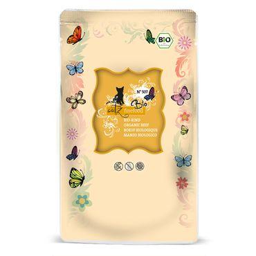 Catz finefood Bio N°507 - Rind 85g – Bild 1