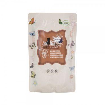 Catz finefood Bio N°509 - Schwein 12 x 85g Sparpaket (- 5% Rabatt) – Bild 1
