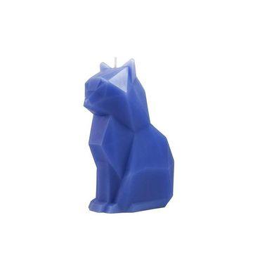 """Pyro Pet Kerze Katze """"Kisa"""" - Lavendel"""