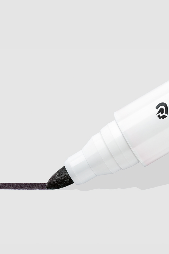 Whiteboard marker 2 mm, black