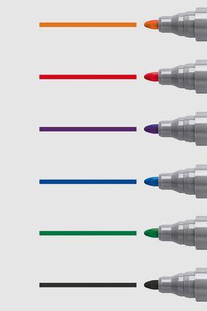Flipchart marker-lumocolor-black-round tip-Staedtler