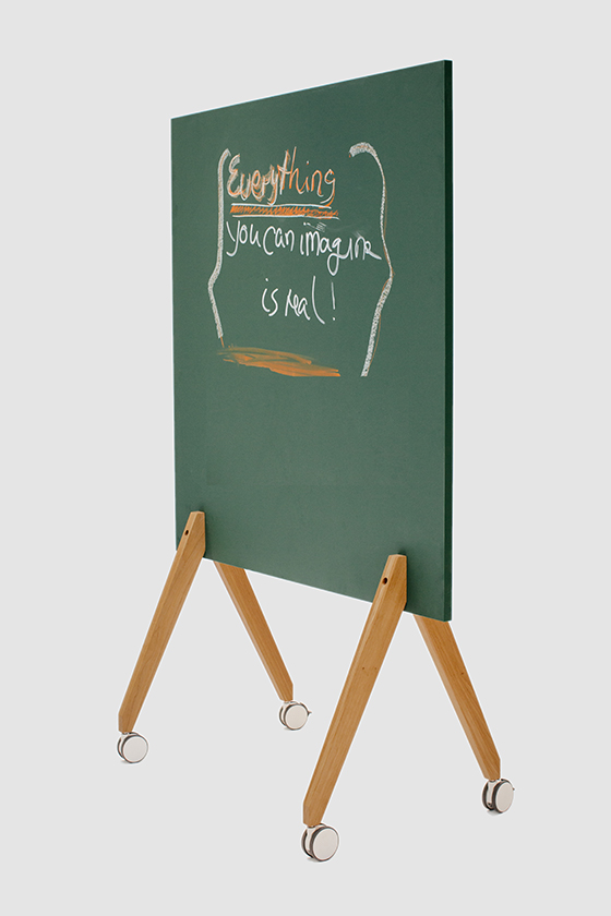 Chalkboard Write It on Tour, green, width 120