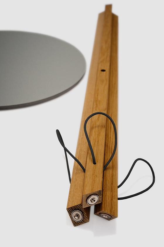 Stehtisch-Design-Meet and Greet-klappbar-grau