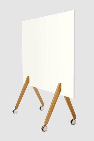 Schreibtafel-Design-Holz-magnetisch-mobil-beschreibbar-Write It on Tour-weiss