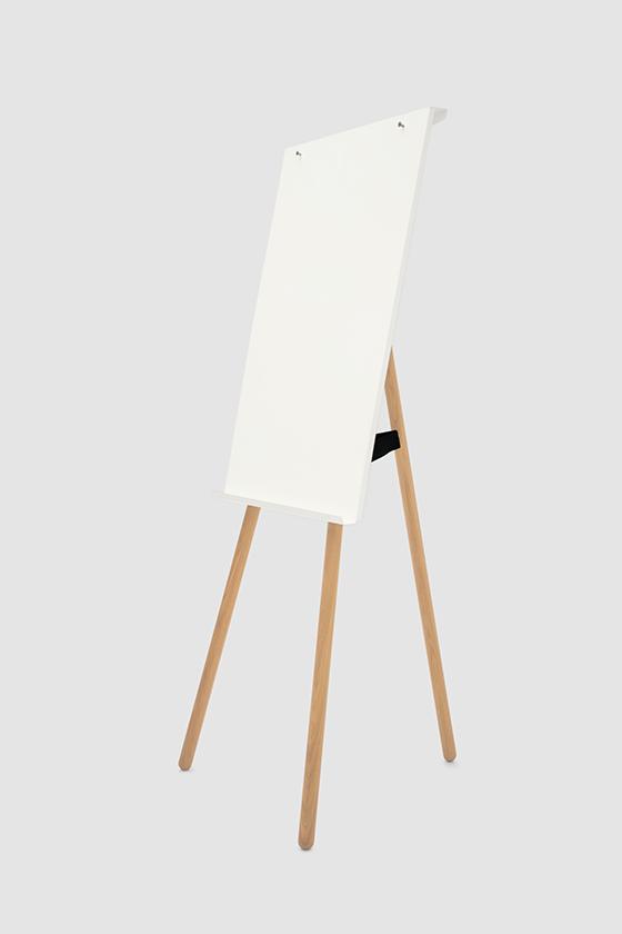 Flipchart-Design-klappbar-Holz-magnetisch-Foldable-weiß