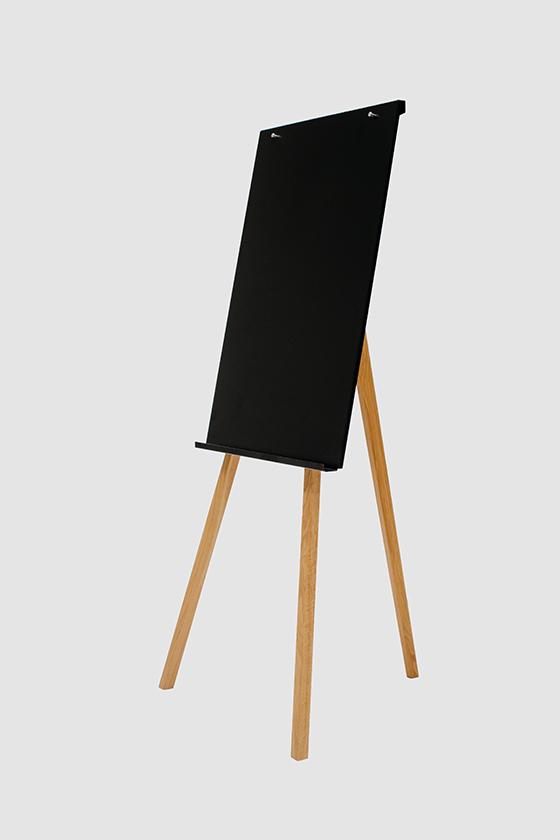 Flipchart Charter, black