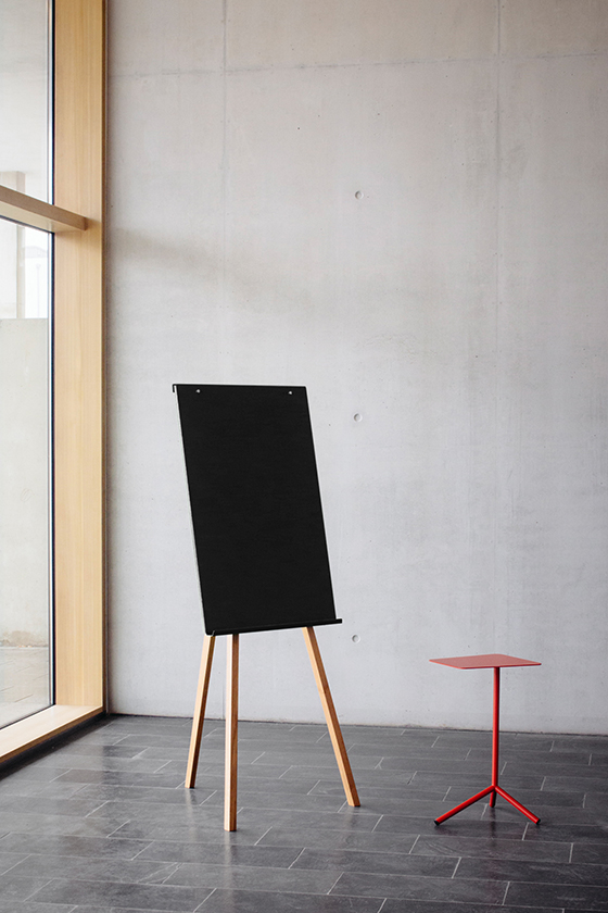 Flipchart-Design-Holz-magnetisch-Charter-schwarz