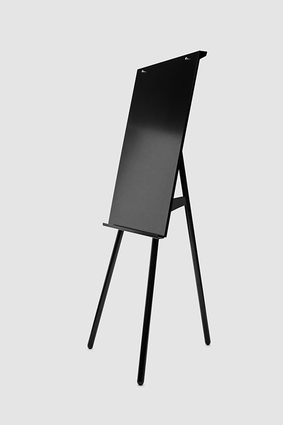 Flipchart Foldable, schwarz