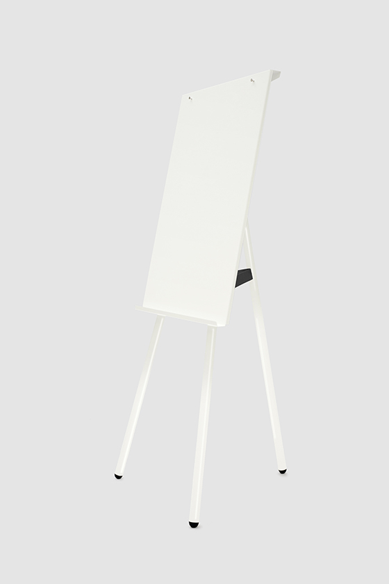 Flipchart Foldable, white