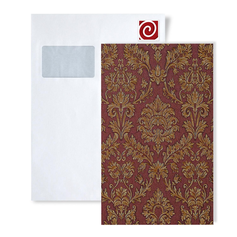 tapeten muster edem 708 serie hochwertige pr ge barock tapete original edem samples bei. Black Bedroom Furniture Sets. Home Design Ideas