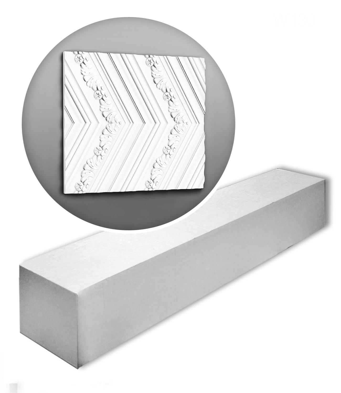 Orac Decor W130 Box Luxxus Chevron 1 Box 4 Pieces 3d Wall Panel 8 M Orac Decor