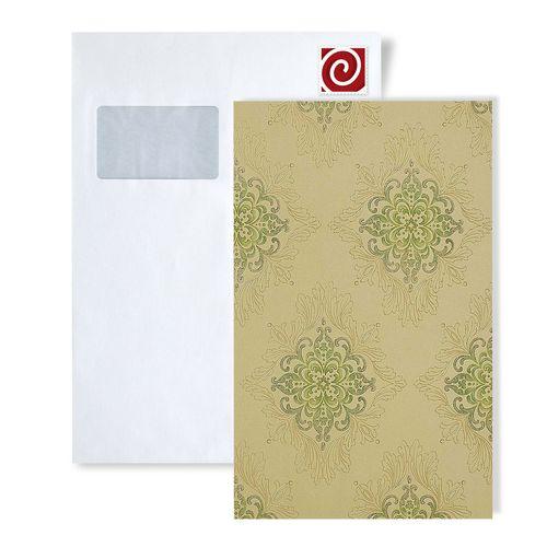 Behang STAAL EDEM 826-serie | Barok behang klassiek behang luxe damast vinylbehang rococo behang om te combineren – Bild 1