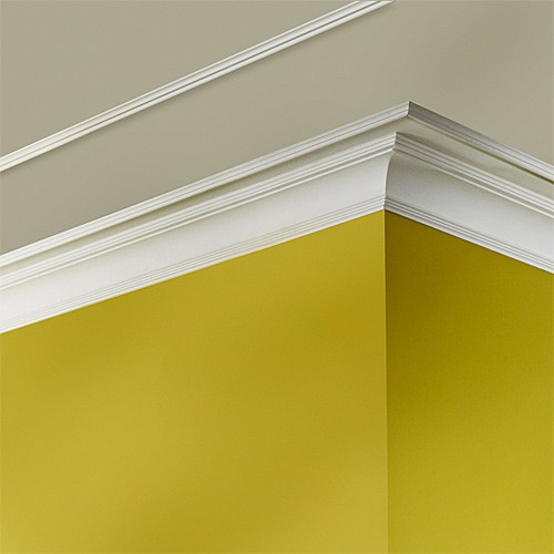 Orac Decor CB 512 BASIXX Decoration Stucco Panel moulding Moulding Cornice 2 m  – Bild 5