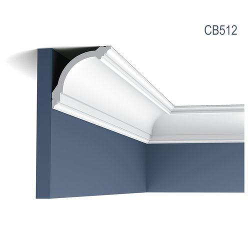 Eckleiste Stuck Orac Decor CB512 BASIXX Zierleiste Stuckprofil Stuckleiste Dekor klassisch Wand Decken Leiste | 2 Meter – Bild 1