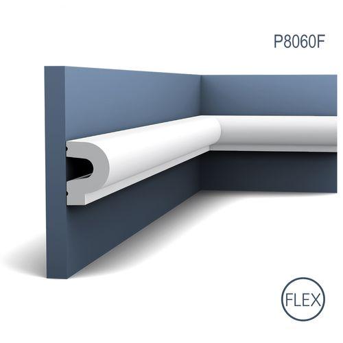 Flexible Wandleiste P8060F FLEX 2m – Bild 1