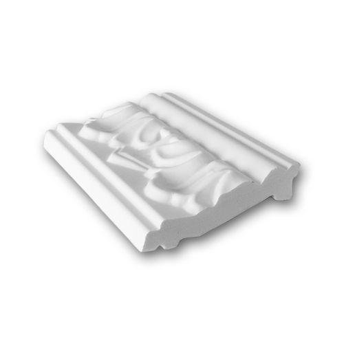 1 CAMPIONE S-C214 Orac Decor LUXXUS | CAMPIONE di modanatura Cornice soffitto parete Lunghezza circa 10 cm – Bild 1