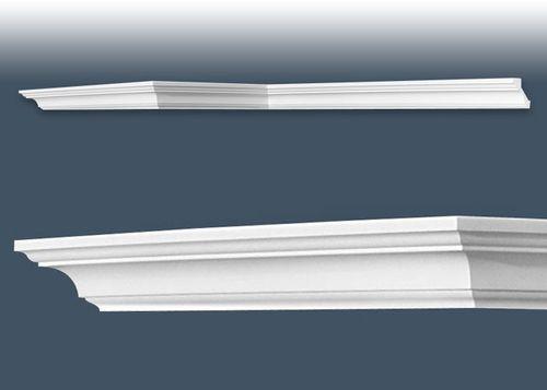 1 CAMPIONE S-C215 Orac Decor LUXXUS | CAMPIONE di modanatura Cornice soffitto parete Lunghezza circa 10 cm – Bild 3