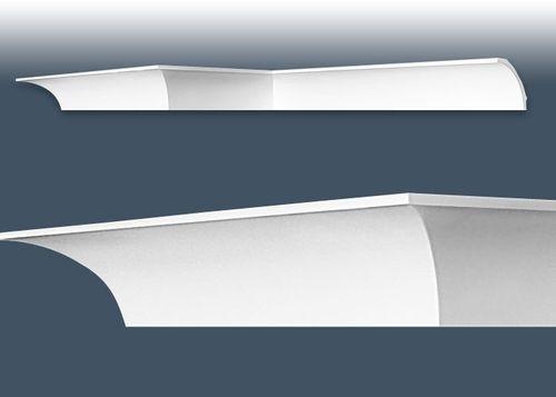 1 MUSTERSTÜCK S-C240 Orac Decor LUXXUS | MUSTER Eckleiste Stuckleiste ca. 10 cm lang – Bild 3