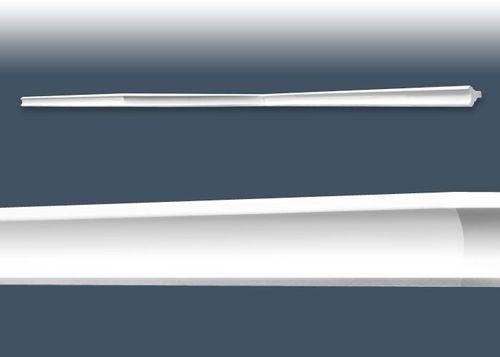 1 MUSTERSTÜCK S-C250 Orac Decor LUXXUS | MUSTER Eckleiste Stuckleiste ca. 10 cm lang – Bild 3