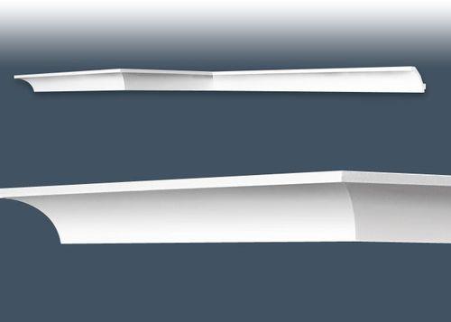 1 MUSTERSTÜCK S-C260 Orac Decor LUXXUS | MUSTER Eckleiste Stuckleiste ca. 10 cm lang – Bild 3