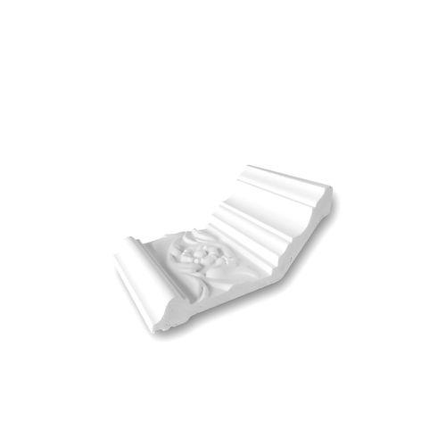 1 MUSTERSTÜCK S-C303 Orac Decor LUXXUS | MUSTER Eckleiste Stuckleiste ca. 10 cm lang – Bild 1