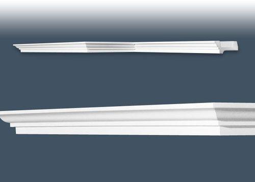 1 MUSTERSTÜCK S-C305 Orac Decor LUXXUS | MUSTER Eckleiste Stuckleiste ca. 10 cm lang – Bild 3