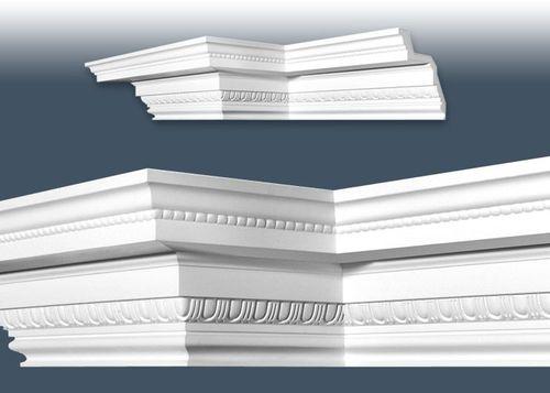 1 PIEZA DE MUESTRA S-C307 Orac Decor LUXXUS | MUESTRA Cornisa Moldura decorativa Longitud aprox 10 cm – Imagen 3