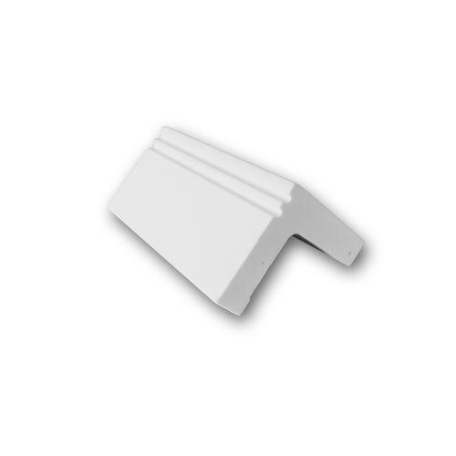 1 PIEZA DE MUESTRA S-C356 Orac Decor LUXXUS   MUESTRA Cornisa Moldura para techo Longitud aprox 10 cm – Imagen 1