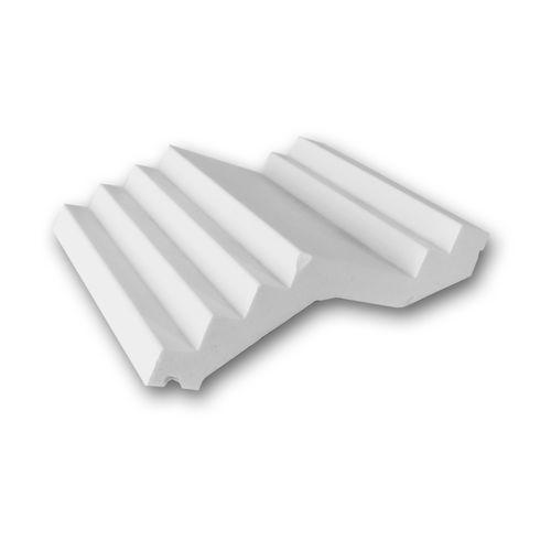 1 MUSTERSTÜCK S-C400 Orac Decor LUXXUS | MUSTER Eckleiste Deckenleiste ca. 10 cm lang – Bild 1