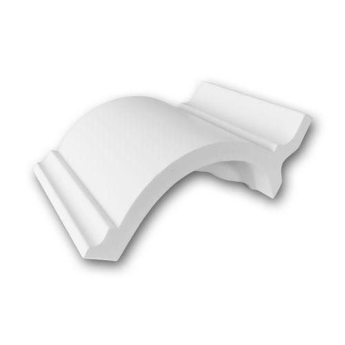 1 MUSTERSTÜCK S-C902 Orac Decor LUXXUS | MUSTER Eckleiste Deckenleiste ca. 10 cm lang – Bild 1