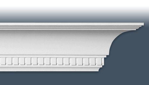 1 CAMPIONE S-CX107 Orac Decor AXXENT | CAMPIONE di modanatura Cornice soffitto parete Lunghezza circa 10 cm – Bild 3