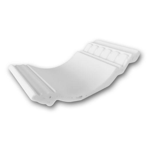 1 CAMPIONE S-CX107 Orac Decor AXXENT | CAMPIONE di modanatura Cornice soffitto parete Lunghezza circa 10 cm – Bild 1