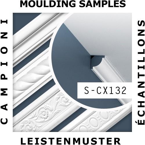 MUSTER Eckleiste Musterstück CX132 – Bild 2