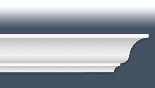 1 MUSTERSTÜCK S-CX154 Orac Decor AXXENT | MUSTER Eckleiste Zierleiste ca. 10 cm lang – Bild 3