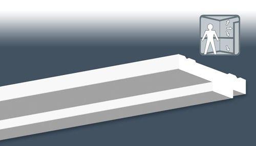 1 CAMPIONE S-CX160 Orac Decor AXXENT | CAMPIONE di modanatura Cornice soffitto parete Lunghezza circa 10 cm – Bild 3