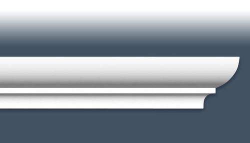 1 ÉCHANTILLON S-CB501 Orac Decor BASIXX | Échantillon Corniche pour plafond Moulure décorative Longueur env. 10 cm – Bild 3