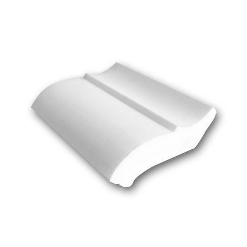 1 PIEZA DE MUESTRA S-CB501 Orac Decor BASIXX | MUESTRA Cornisa para techo Moldura decorativa Longitud aprox 10 cm – Imagen 1