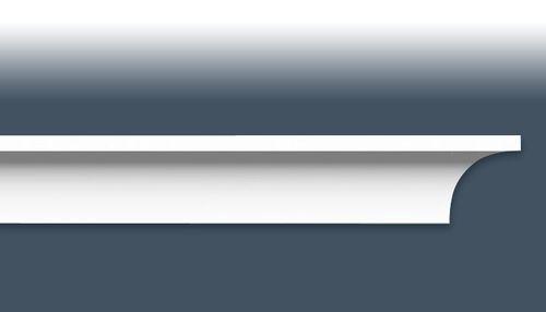 1 ÉCHANTILLON S-CB520 Orac Decor BASIXX | Échantillon Corniche Moulure décorative Longueur env. 10 cm – Bild 3