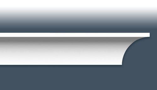 1 ÉCHANTILLON S-CB521 Orac Decor BASIXX | Échantillon Corniche Moulure décorative Longueur env. 10 cm – Bild 3