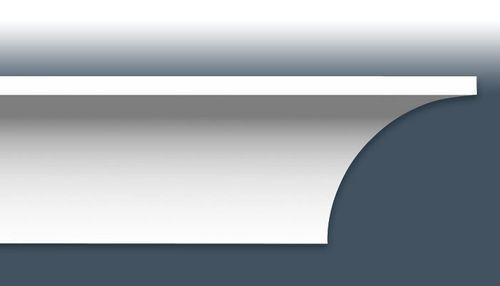 1 CAMPIONE S-CB522 Orac Decor BASIXX | CAMPIONE di modanatura Cornice soffitto parete Lunghezza circa 10 cm – Bild 3