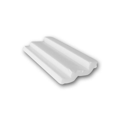 1 CAMPIONE S-CB531 Orac Decor BASIXX | CAMPIONE di modanatura Cornice soffitto parete Lunghezza circa 10 cm – Bild 1