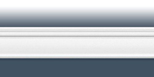 1 MUSTERSTÜCK S-PX113 Orac Decor AXXENT | MUSTER Wandleiste Stuckleiste ca. 10 cm lang – Bild 3