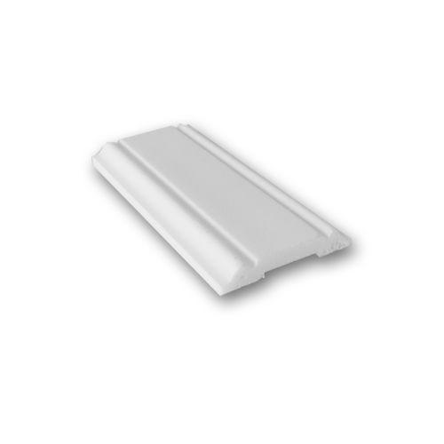 1 MUSTERSTÜCK S-PX144 Orac Decor AXXENT | MUSTER Wandleiste Stuckleiste ca. 10 cm lang – Bild 1