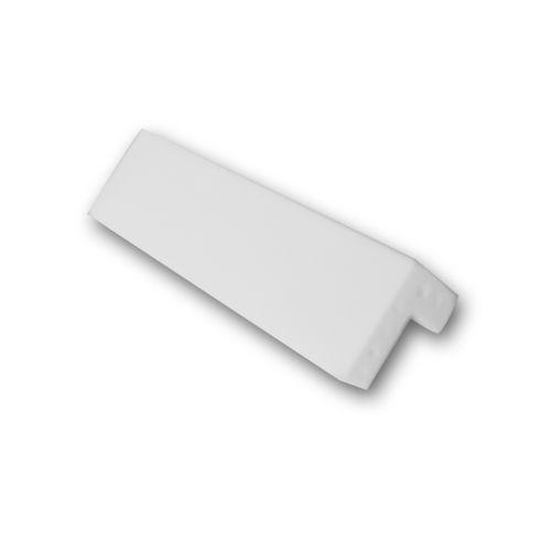 1 MUSTERSTÜCK S-PX164 Orac Decor AXXENT | MUSTER Wandleiste Stuckleiste ca. 10 cm lang – Bild 1