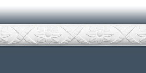 1 PIEZA DE MUESTRA S-CX123 Orac Decor AXXENT | MUESTRA Cornisa para techo Moldura decorativa Longitud aprox 10 cm – Imagen 3