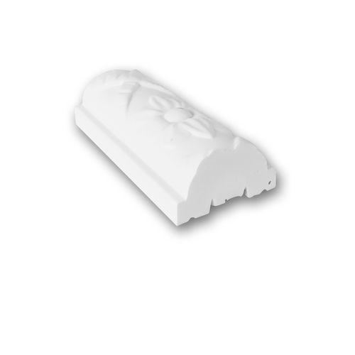1 PIEZA DE MUESTRA S-CX123 Orac Decor AXXENT | MUESTRA Cornisa para techo Moldura decorativa Longitud aprox 10 cm – Imagen 1