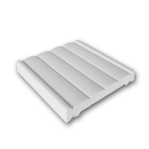 1 PIEZA DE MUESTRA S-CX127 Orac Decor AXXENT | MUESTRA Cornisa para techo Moldura decorativa Longitud aprox 10 cm – Imagen 1
