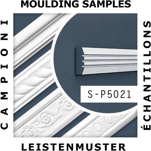 MUSTER Profilleiste Musterstück P5021 – Bild 2