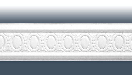 1 PIEZA DE MUESTRA S-CX141 Orac Decor AXXENT | MUESTRA Cornisa Moldura para techo Longitud aprox 10 cm – Imagen 3